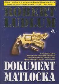 Okładka książki Dokument Matlocka