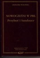 Nowocześni w PRL. Przyboś i Sandauer