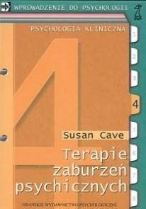 Okładka książki Terapie zaburzeń psychicznych