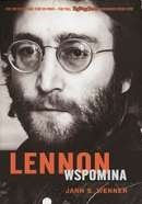 Okładka książki Lennon wspomina