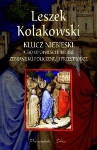 Okładka książki Klucz niebieski albo opowieści biblijne zebrane ku pouczeniu i przestrodze