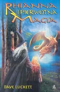 Okładka książki Rhianna i pierwotna magia