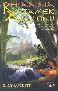 Okładka książki Rhianna i Zamek Avalonu