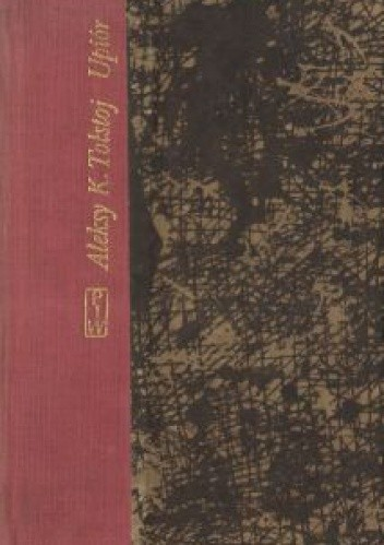 Okładka książki Upiór