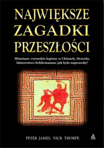Okładka książki Największe zagadki przeszłości