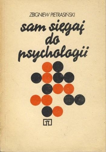 Okładka książki Sam sięgaj do psychologii