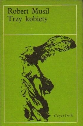 Okładka książki Trzy kobiety