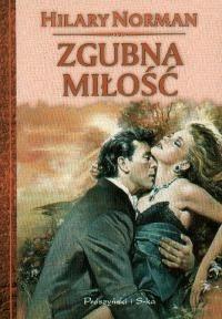 Okładka książki Zgubna miłość