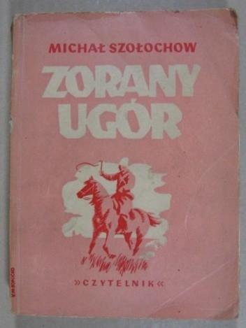 Okładka książki Zorany ugór