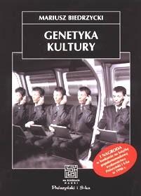 Okładka książki Genetyka kultury