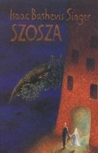 Okładka książki Szosza