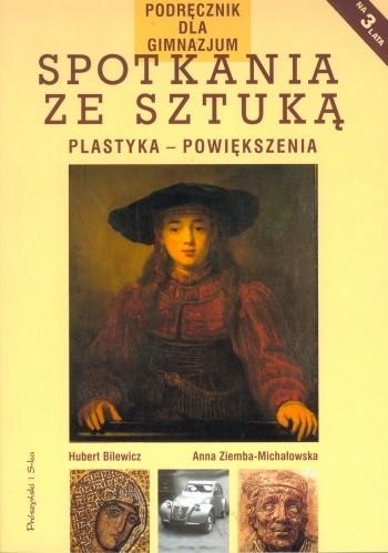 Okładka książki Spotkania ze sztuką