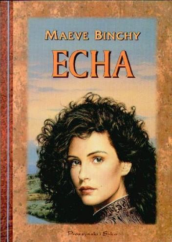 Okładka książki Echa