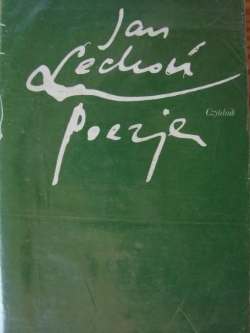 Okładka książki Poezje