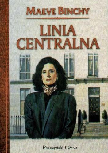 Okładka książki Linia centralna