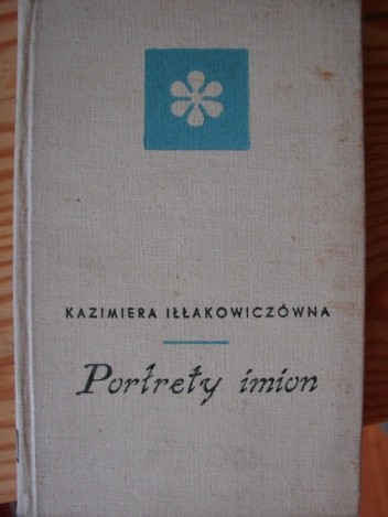 Okładka książki Portrety imion
