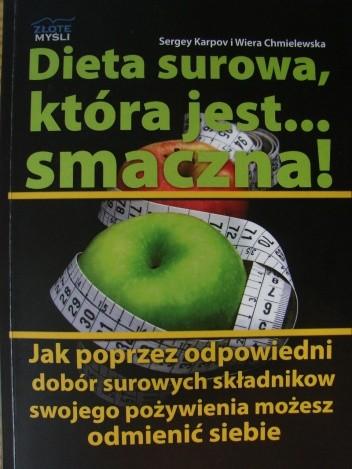 Okładka książki Dieta surowa, która jest smaczna!