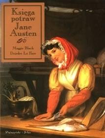 Okładka książki Księga potraw Jane Austen