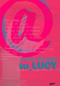 Okładka książki Tu Lucy