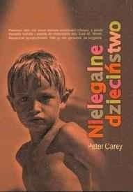 Okładka książki Nielegalne dzieciństwo