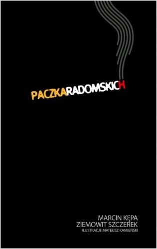 Okładka książki Paczka Radomskich