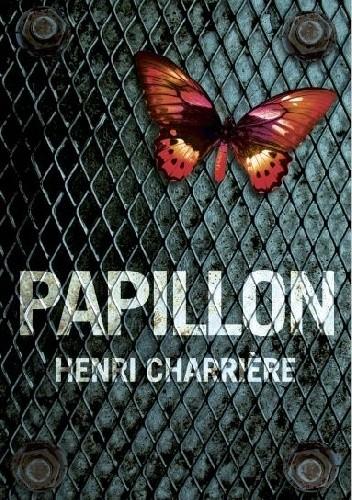 Okładka książki Papillon