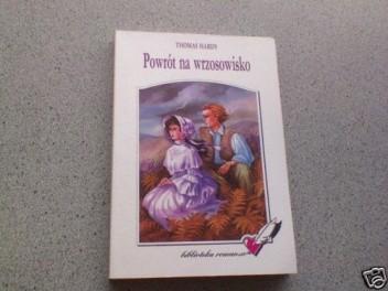 Okładka książki Powrót na wrzosowisko