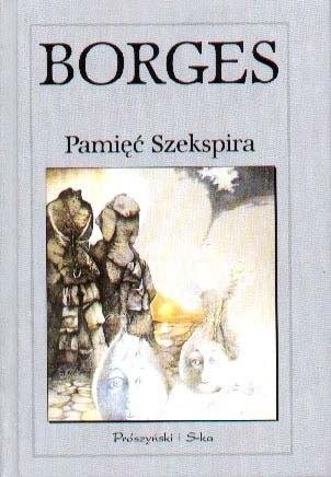 Okładka książki Pamięć Szekspira