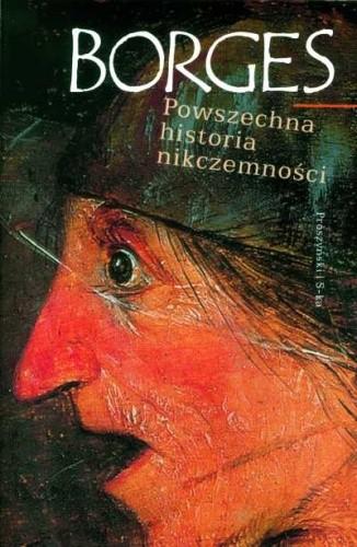 Okładka książki Powszechna historia nikczemności