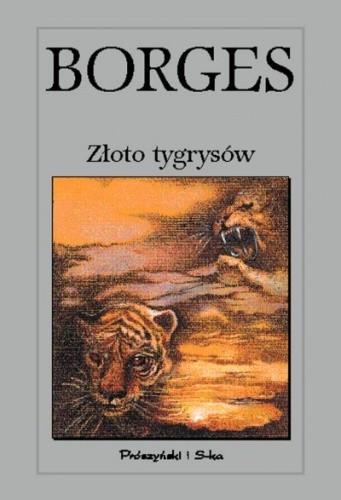 Okładka książki Złoto tygrysów