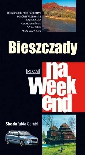 Okładka książki Bieszczady na weekend