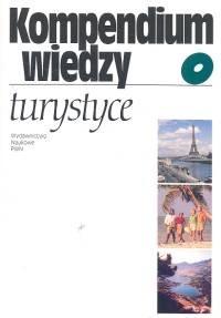 Okładka książki Kompendium wiedzy o turystyce