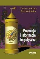Okładka książki Promocja i informacja turystyczna