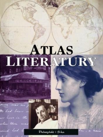 Okładka książki Atlas literatury