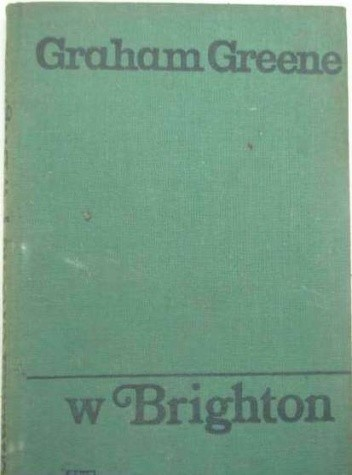 Okładka książki W Brighton