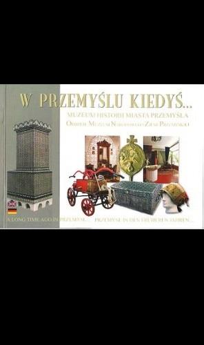 Okładka książki W Przemyślu kiedyś...