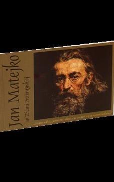 Okładka książki Jan Matejko w Ziemi Przemyskiej