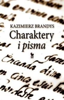 Okładka książki Charaktery i pisma