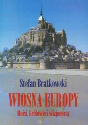 Okładka książki Wiosna Europy