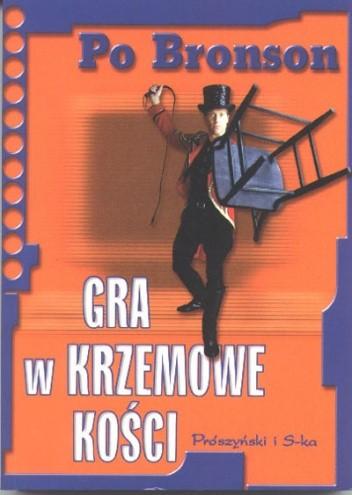 Okładka książki Gra w Krzemowe Kości