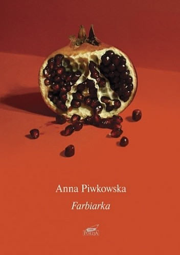 Okładka książki Farbiarka