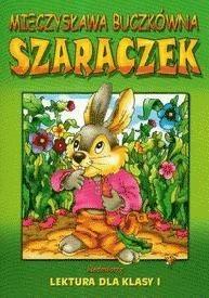 Okładka książki Szaraczek
