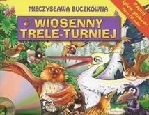 Okładka książki Wiosenny trele-turniej