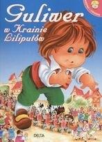 Okładka książki Guliwer w krainie Liliputów