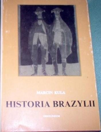 Okładka książki Historia Brazylii