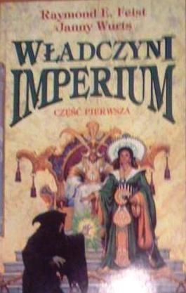 Okładka książki Władczyni Imperium, cz.1