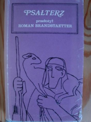 Okładka książki Psałterz
