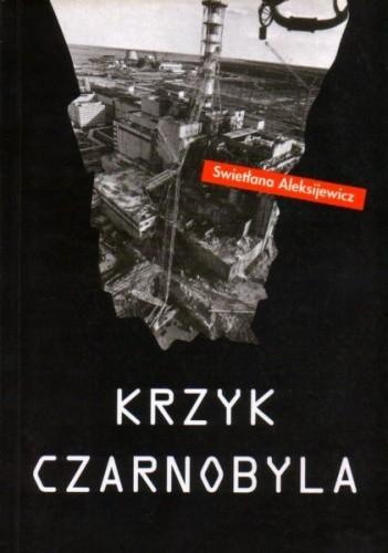 Okładka książki Krzyk Czarnobyla