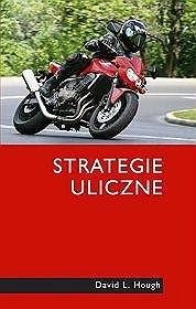 Okładka książki Strategie uliczne
