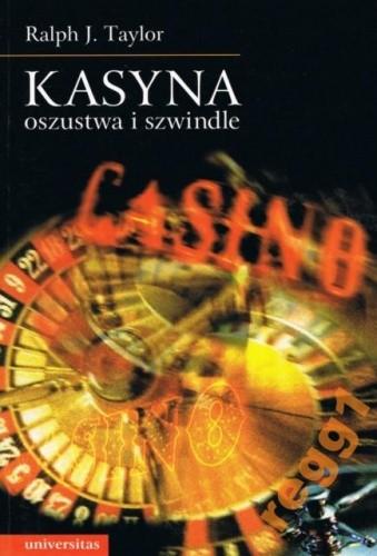 Okładka książki Kasyna oszustwa i szwindle
